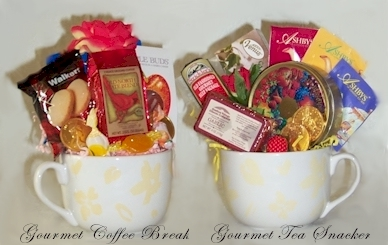 Cups of Gourmet Goodies