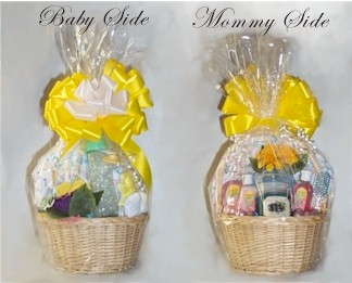The Mommy-Baby Basket